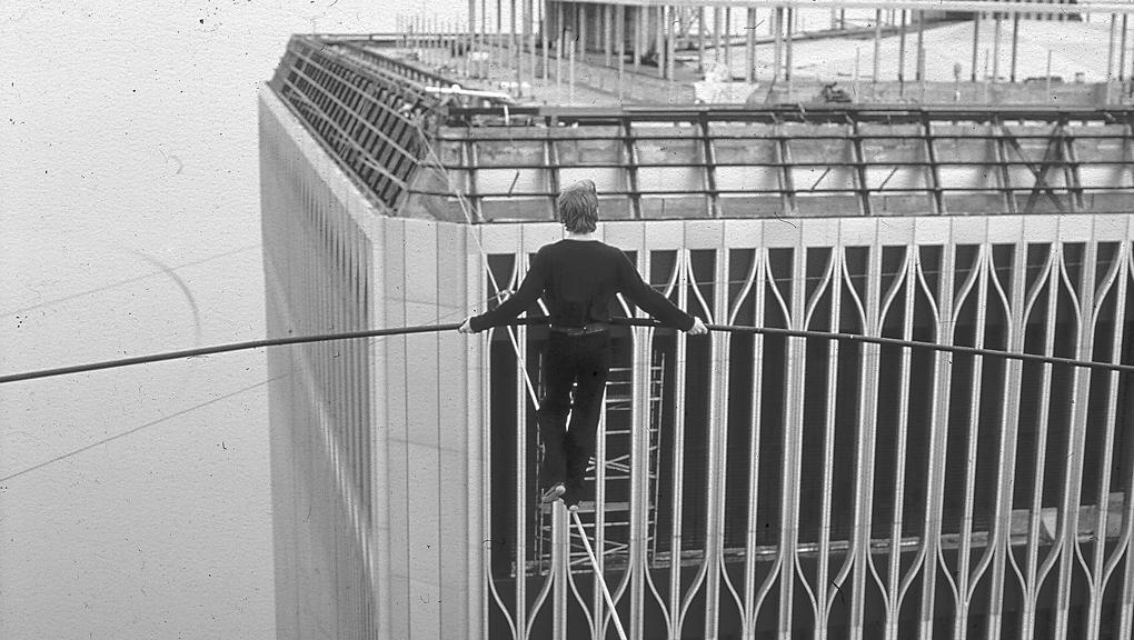 Philippe Petit S Twin Towers Walk Facts And Figures
