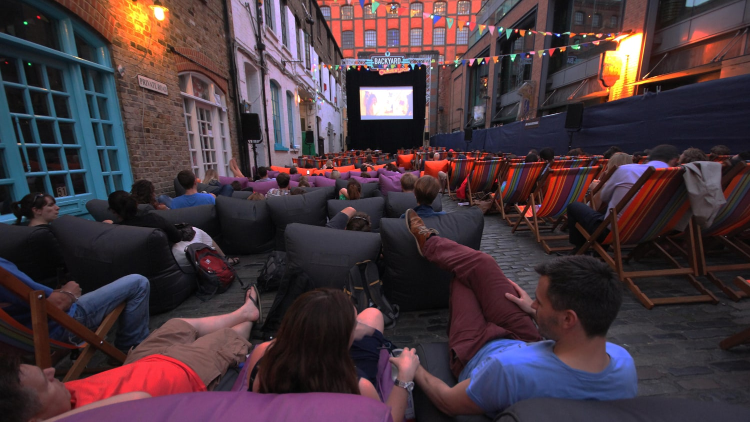 A guide to Britains best popup cinemas