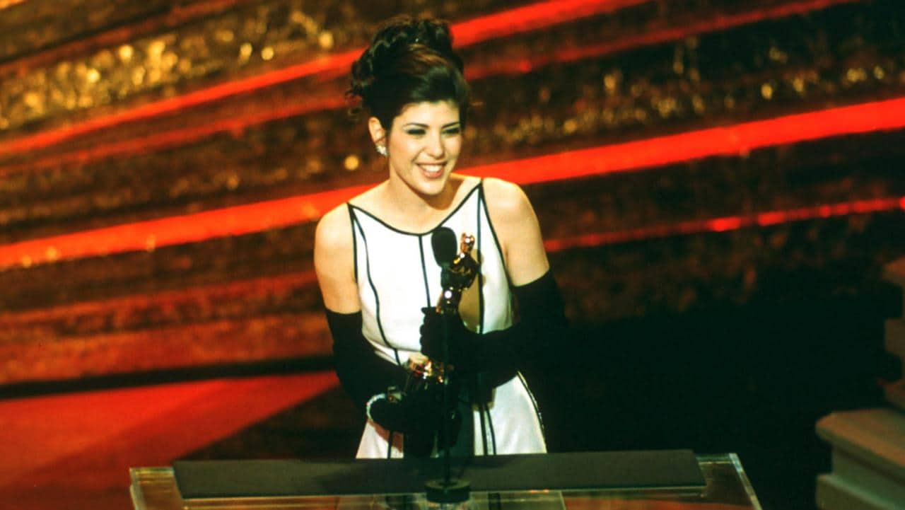 Image result for marisa tomei oscars