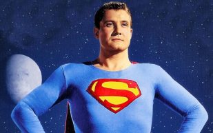 Image result for george reeves as superman
