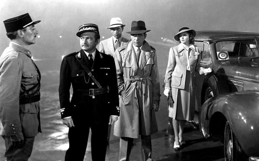 Animated Watch Wallpaper For Mobile Casablanca The 30 Best Closing Lines In Films Film