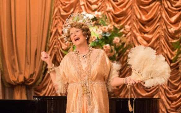Meryl Streep as Florence Foster Jenkins