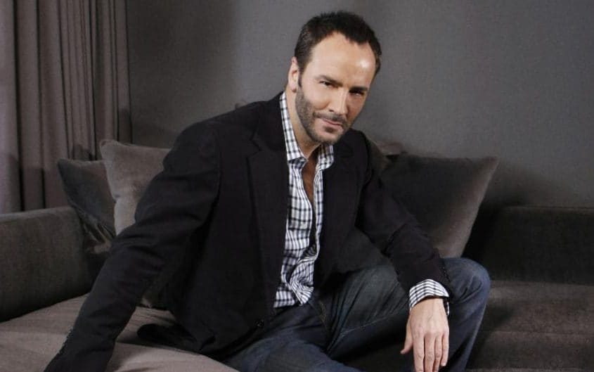 Tom Ford interview Fashion is gone so quickly But film