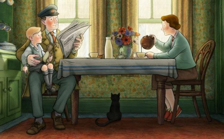 Image result for ethel and ernest