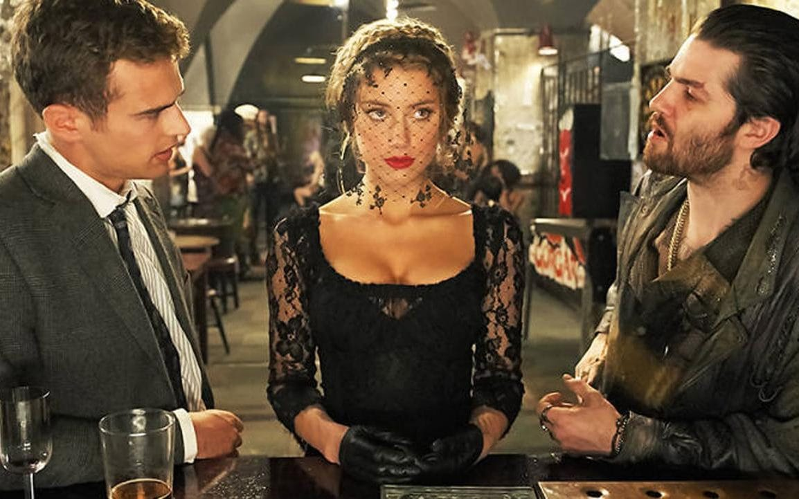 Lawsuits. body doubles. and sexploitation: why is Amber Heard's London Fields movie such a disaster?