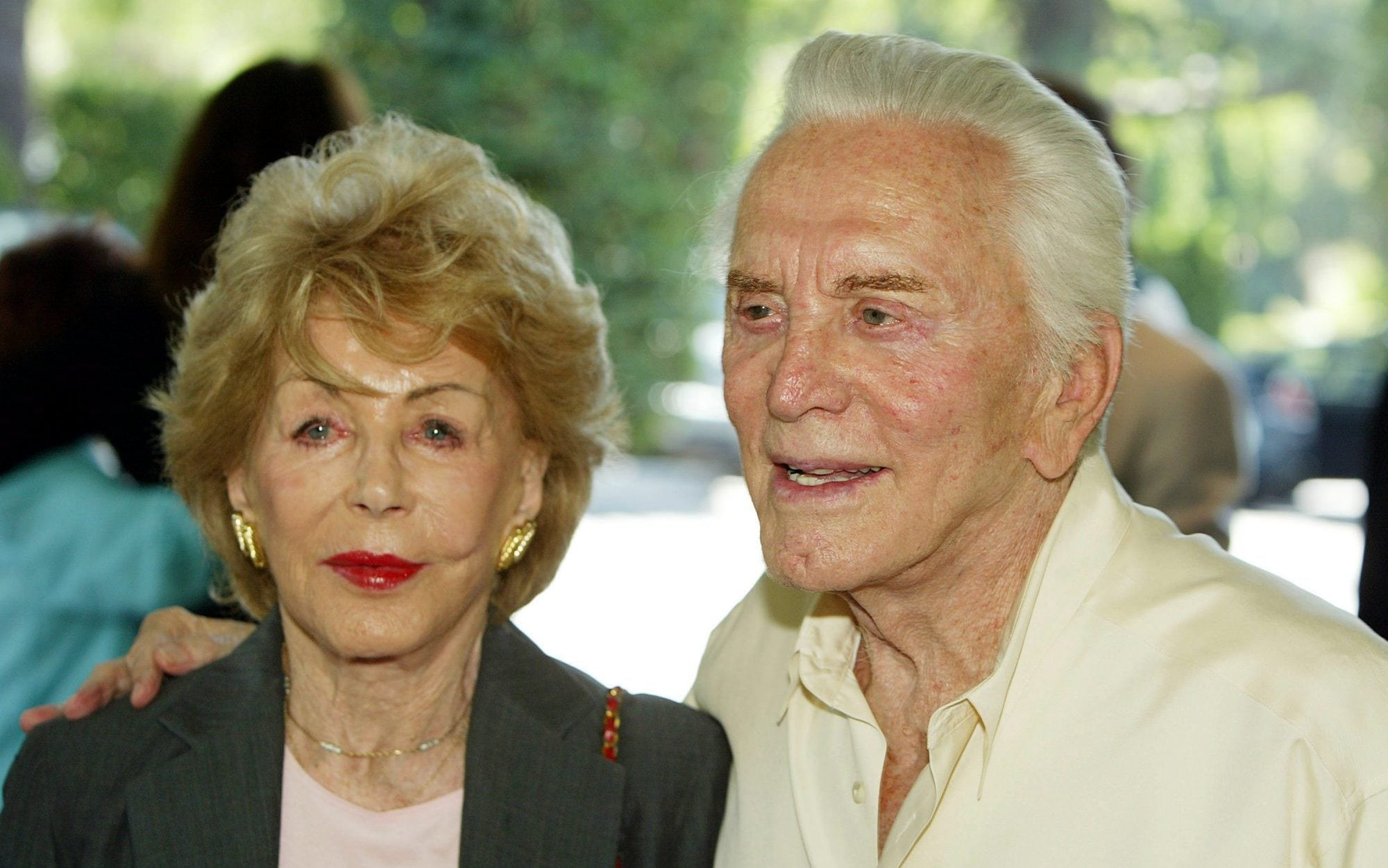 The secret to Kirk and Anne Douglas's 63-year marriage ...