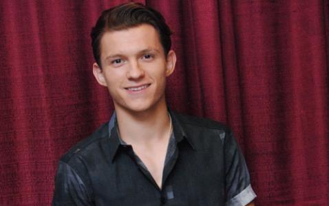 Image result for tom holland audition