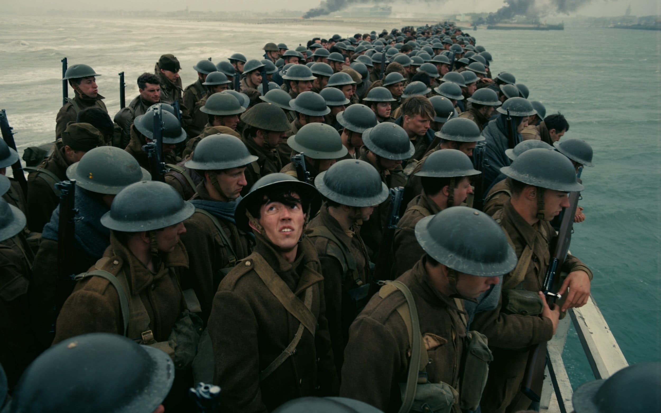 From Dunkirk to Apocalypse Now the 30 best war movies