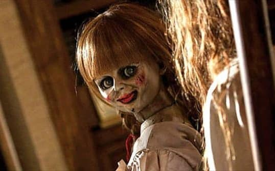 annabelle just how real