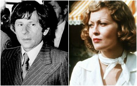 Image result for faye dunaway and roman polanski