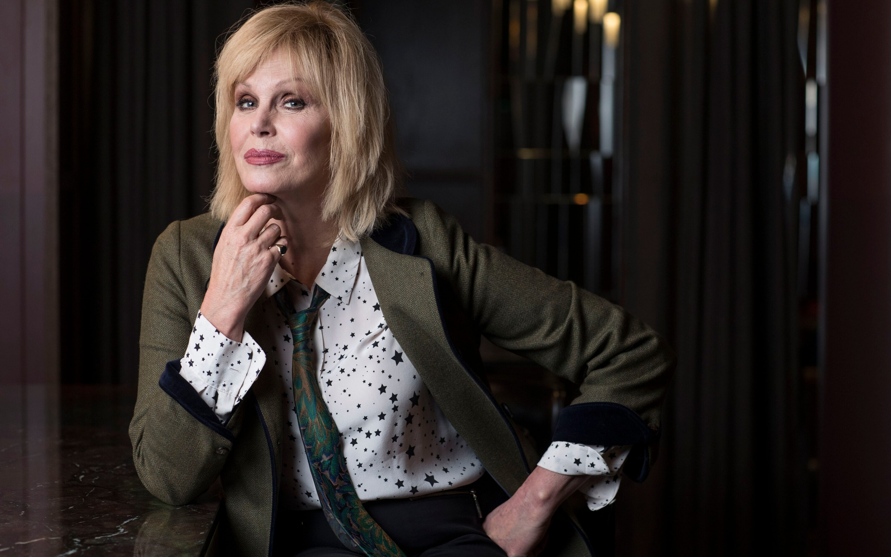 2018 Bafta film awards: Joanna Lumley to host, as The Shape of Water and Darkest Hour lead nominations