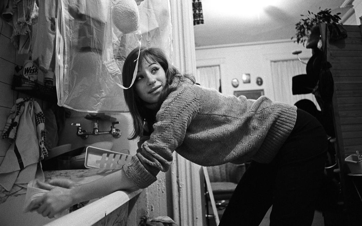 From Dirty Laundry To Dior The Reinvention Of Barbra