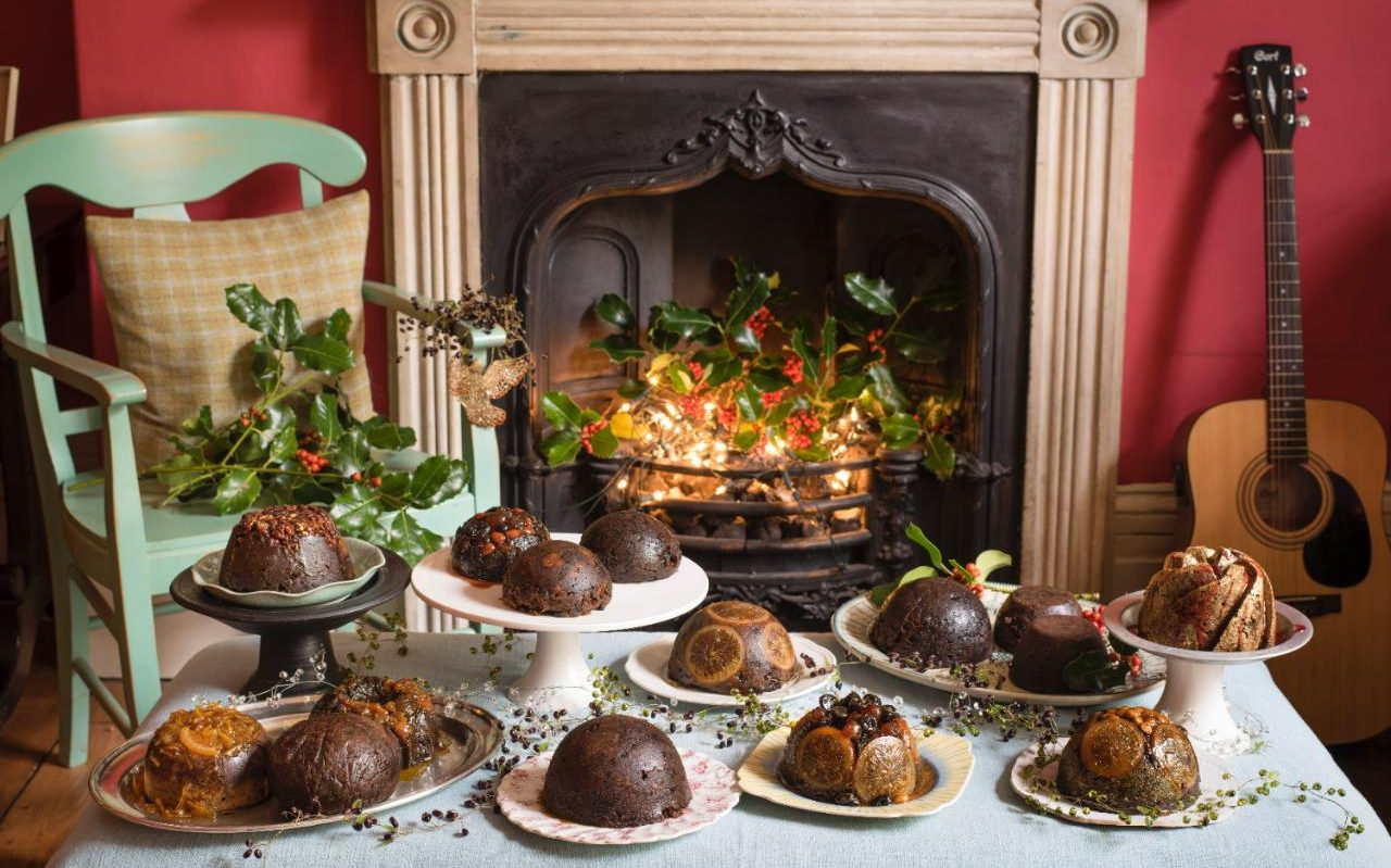 The Great British Christmas Pudding Taste Off
