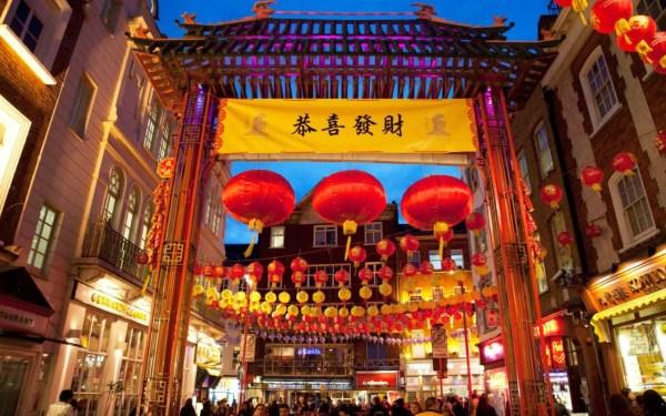 Chinatown London Restaurants