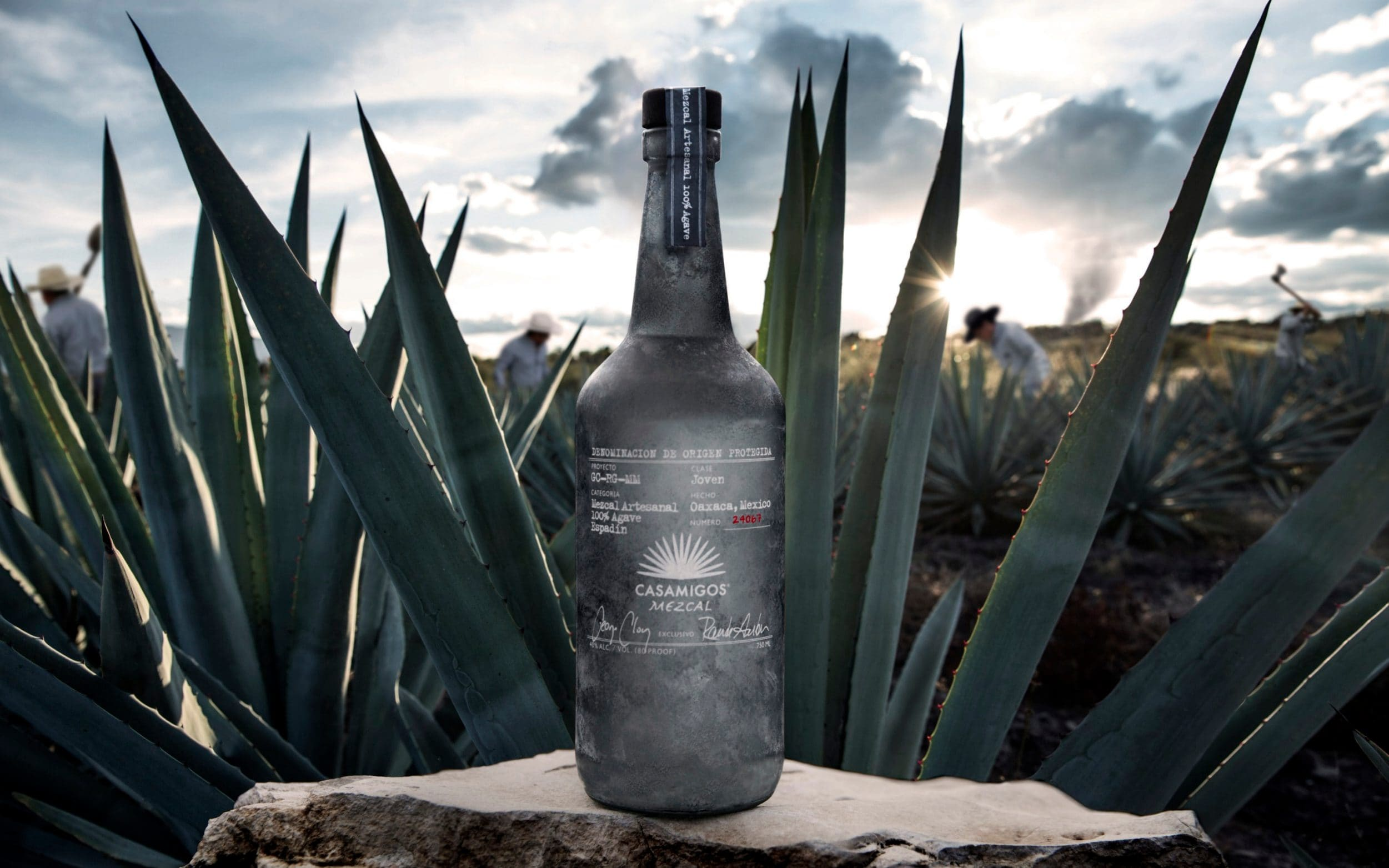 Make mine a mezcal George Clooneys Casamigos launches the hot Mexican spirit in the UK