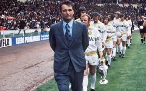 Image result for brian clough leeds