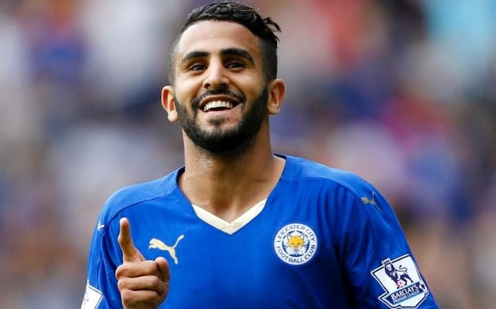 Image result for mahrez