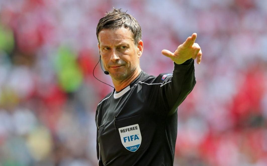 Mark Clattenburg To Referee Euro 2016 Final If Wales Lose