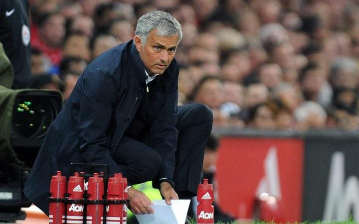 Image result for Manchester United players don't agree with Jose Mourinho over this - report