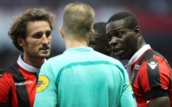 Image result for Referee Balotelli