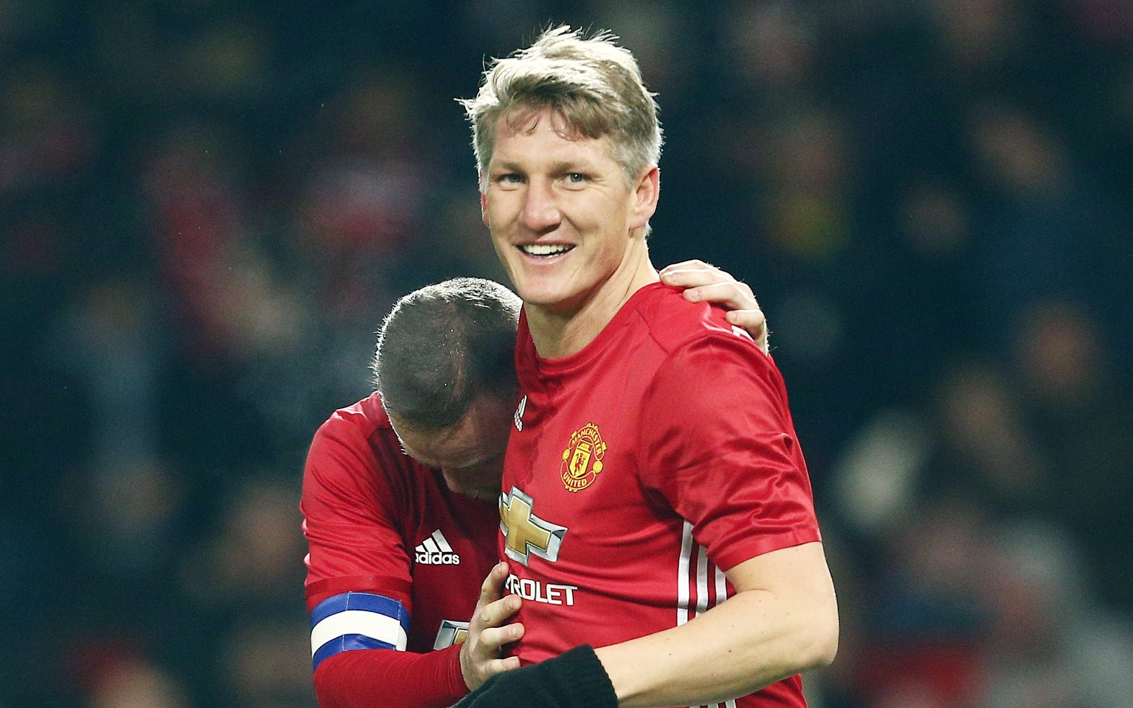 Bastian Schweinsteiger Can Stay At Man Utd Says Jose Mourinho