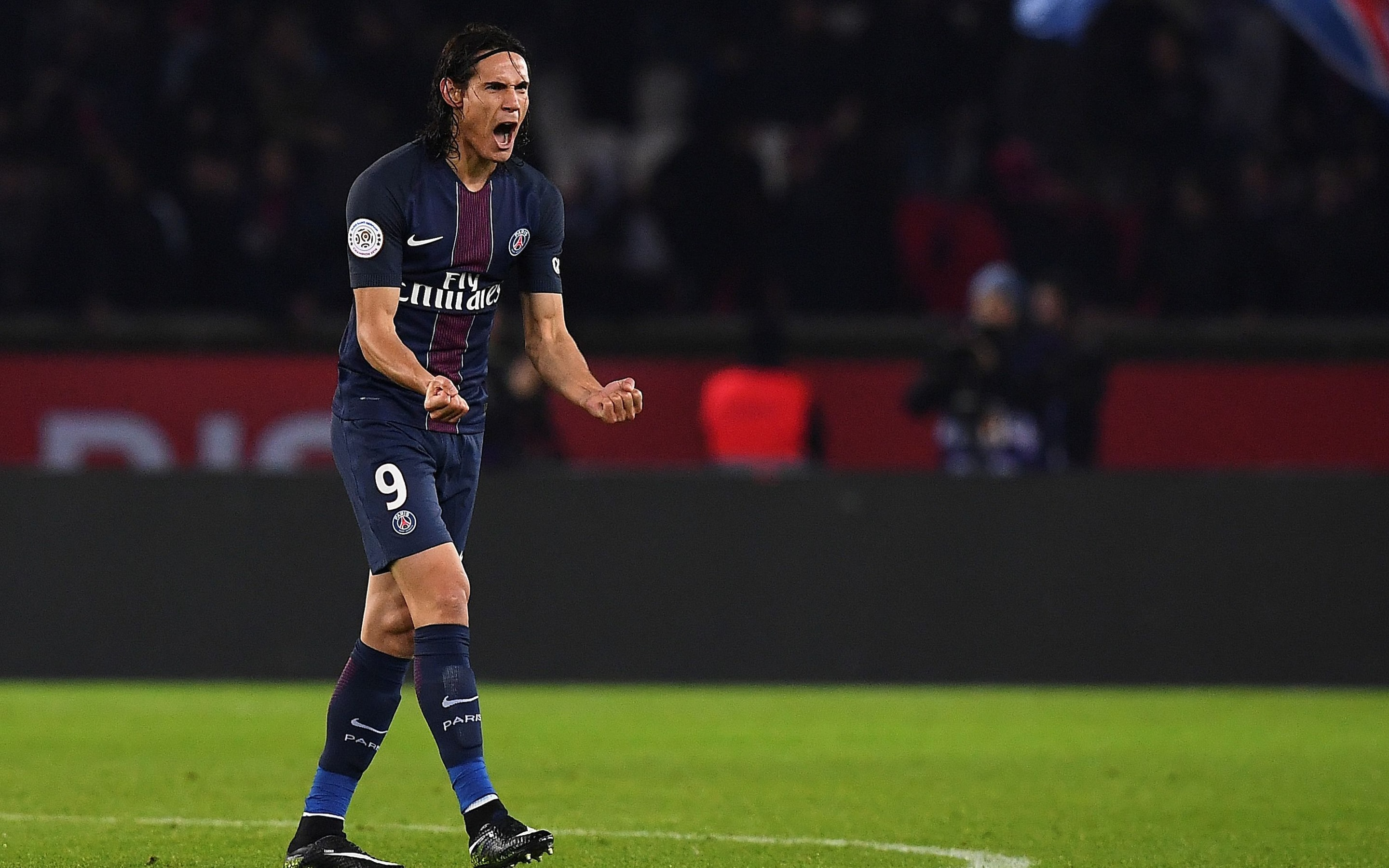 Edinson Cavani Cristiano Ronaldo The Top 20 Heading