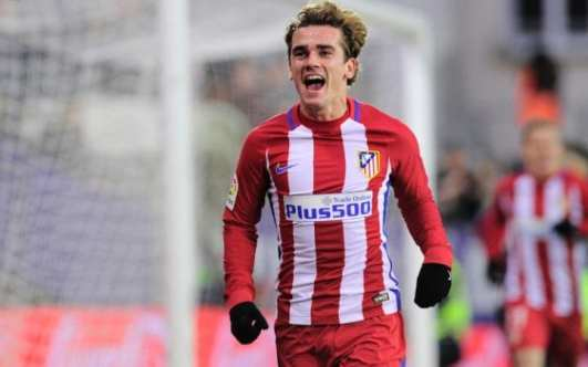 Image result for antoine griezmann 2017