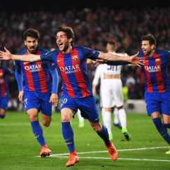 Sofascore Paris Saint Germain French Provincial Sofa Set Barcelona 6 Psg 1 Miracle At The Nou Camp As Barca