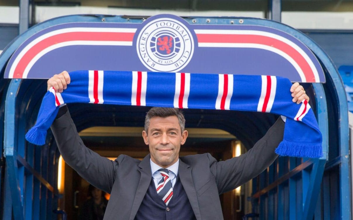 Celtic Want Rangers To Be Strong Says New Manager Pedro