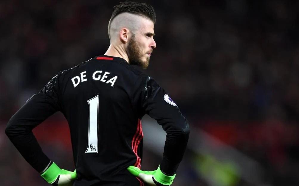 David De Gea's future at Manchester United
