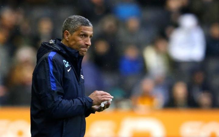 Image result for Chris Hughton 2017