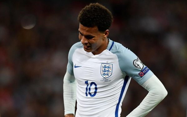 Fa Appeal Fifa Make Quick Ruling Dele Alli Middle