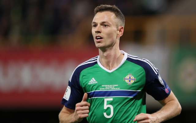 Jonny Evans: Northern Ireland making the World Cup would be career high