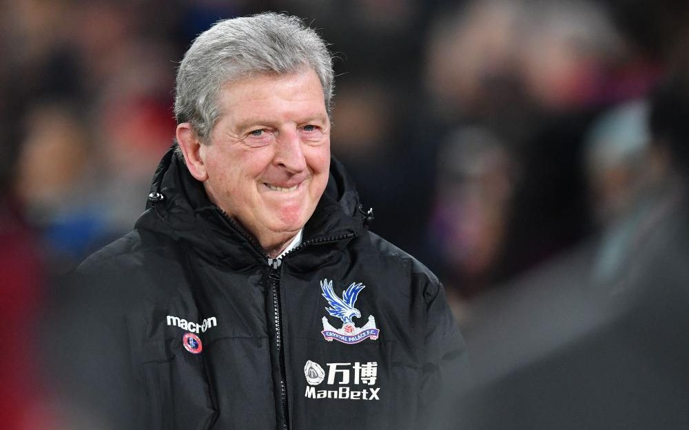 Crystal Palace manager Roy Hodgson ready to risk repeat thumping against Manchester City by