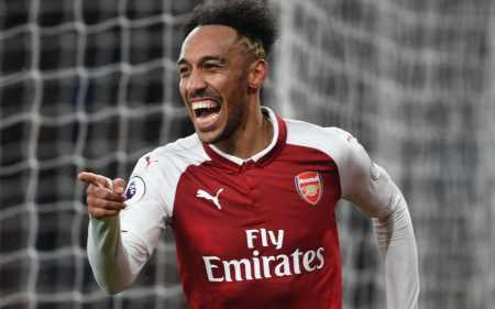 Arsene Wenger Claims 56m Signing Pierre Emerick Aubameyang Is A Bargain After Goal On Arsenal Debut