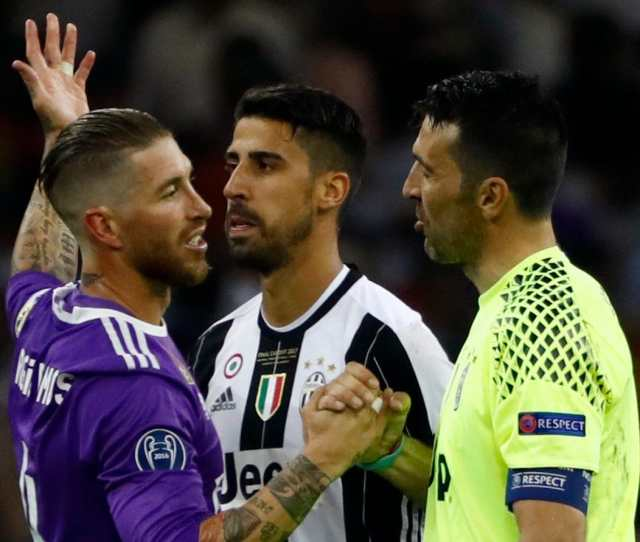 Juventus V Real Madrid Uefa Champions League Final The National Stadium Of Wales