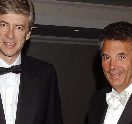 Image result for david dein arsenal