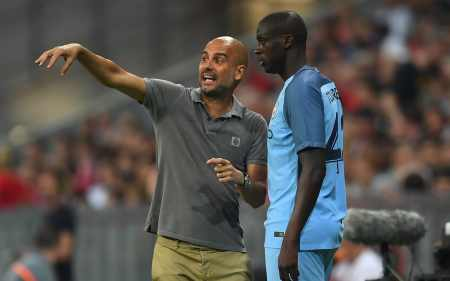 Image result for yaya touré pep