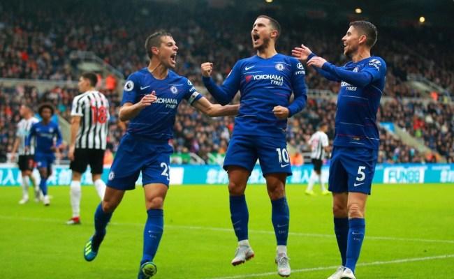 Chelsea Earn Win Over Defensive Newcastle Amid Controversy