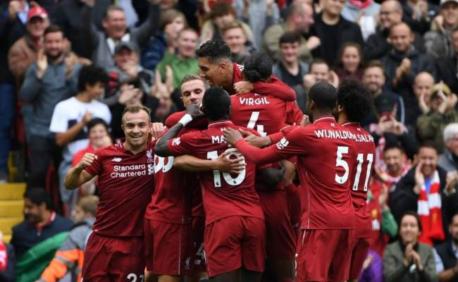 Liverpool Vs Southampton Premier League Live Score And