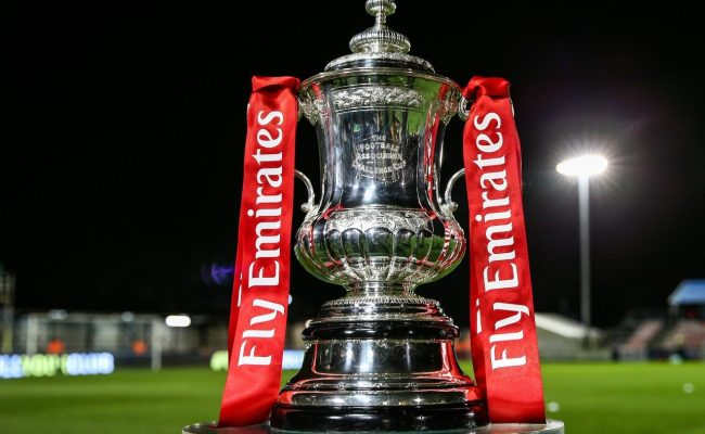 Fa Cup Third Round Draw In Full Arsenal And Spurs Face