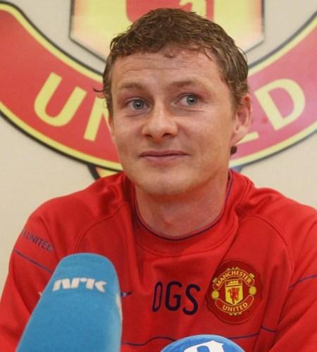 Manchester United appoints Ole Gunnar Solskjaer as caretaker nmanager