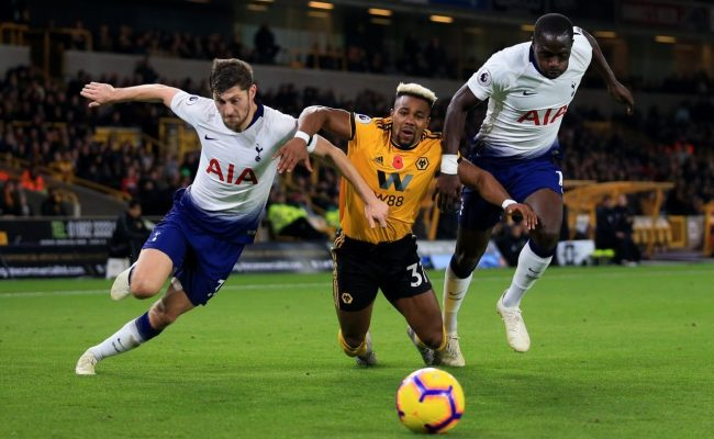 Tottenham Vs Wolves Premier League Live Score Plus