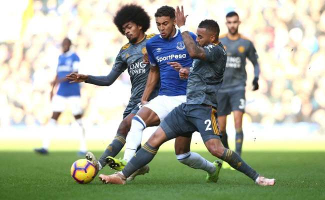 Everton Vs Leicester City Premier League Live Score And