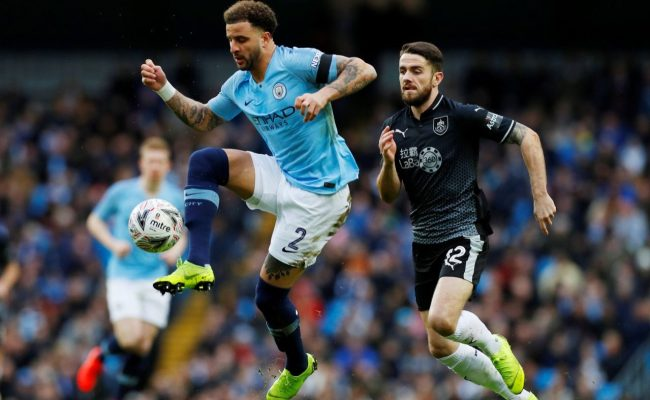 Fa Cup Fourth Round Live Latest Score From Manchester