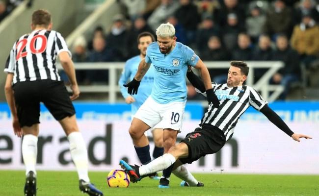 Newcastle Vs Manchester City Premier League Live Score
