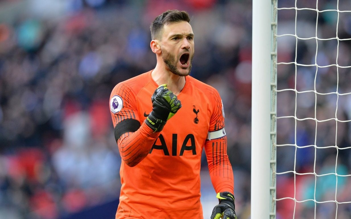 Hugo Lloris calls on Tottenham fans to pack Wembley for