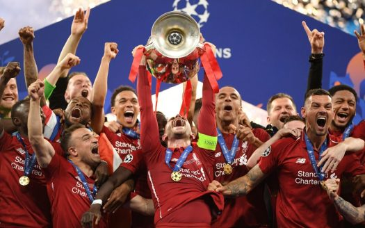 Liverpool kings of Europe for sixth time as Mohamed Salah ...