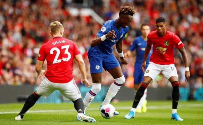 Rise In Number Of English Players In Premier League Gives