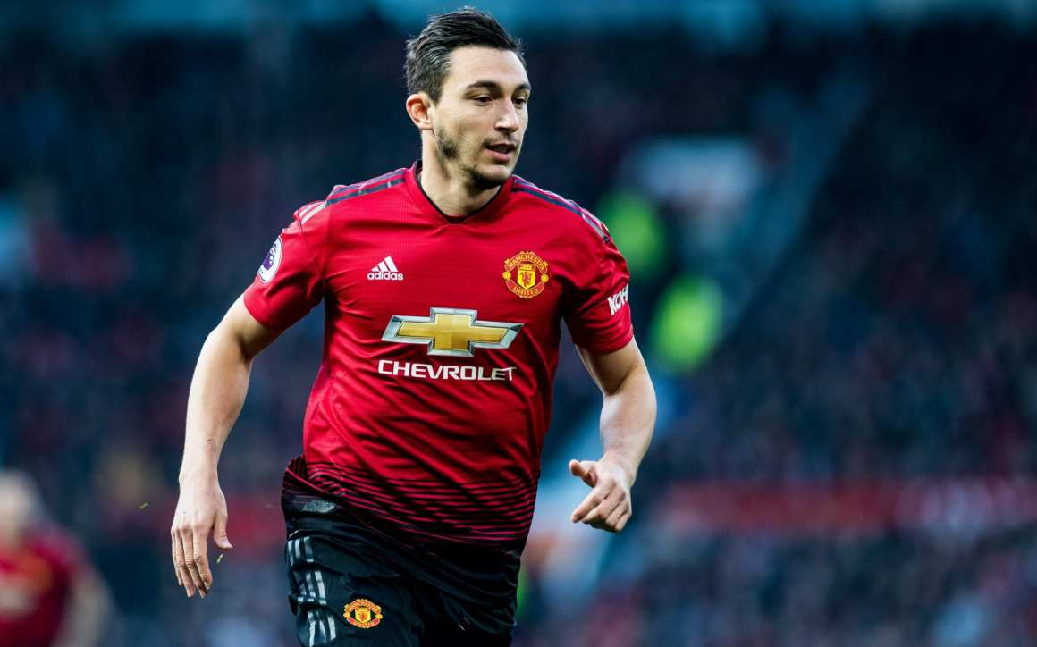 Manchester United accept £9.1m loss on Matteo Darmian as deal is agreed  with Parma